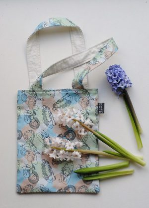 Tas voor kleine meisjes met originele prinsessen print