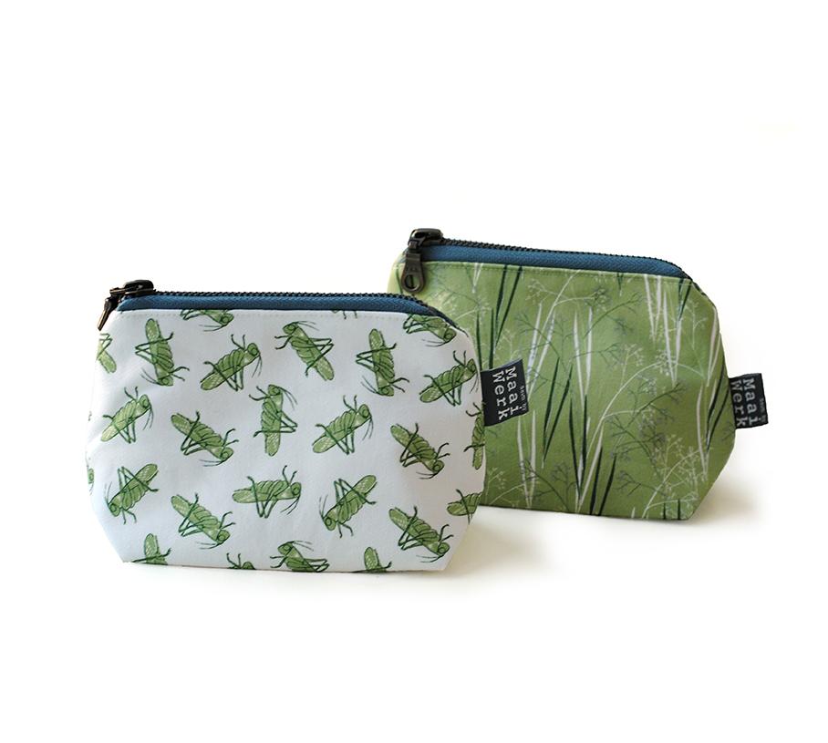 Groene accessoires